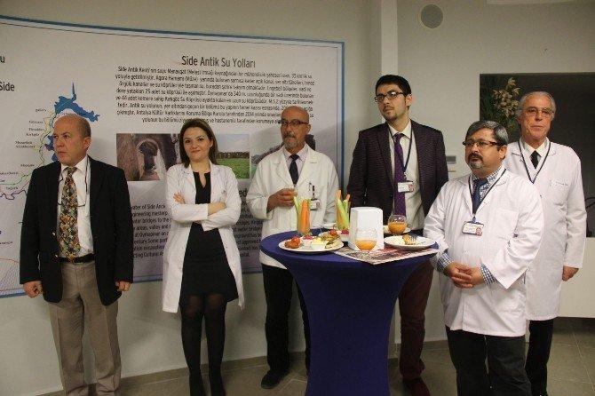 Yaşam Hastanesi Manavgat'ta Hizmete Girdi