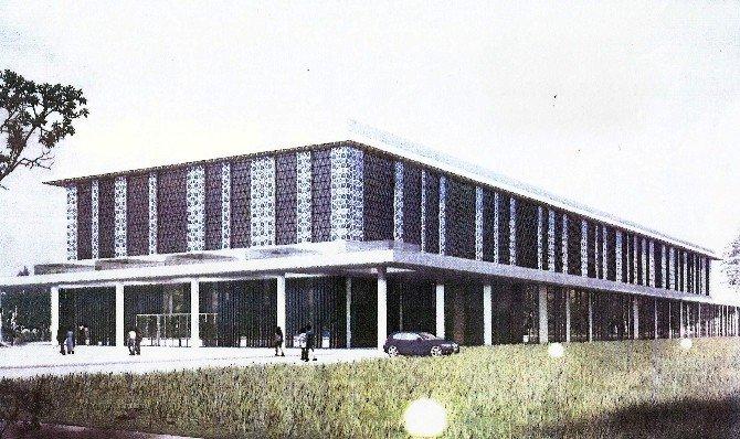 Şükrü Nazlı: Kütahya'ya Yeni Bir Maden Ve Arkeoloji Müzesi Binası Kazandırıyoruz