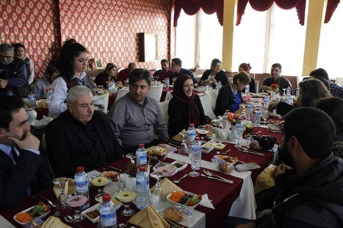 Yozgat Zübeyde Hanım Kız Meslek Lisesi Basın Mensuplarını Ağırladı