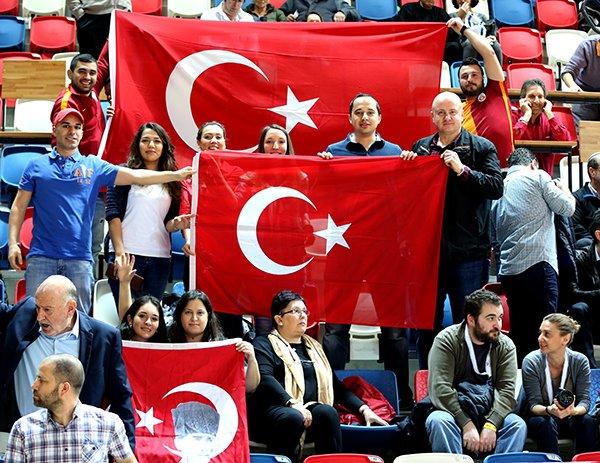 İsrail: 63 - Türkiye: 62