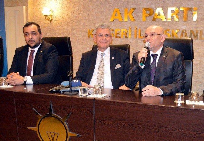 AB Bakanı Volkan Bozkır: