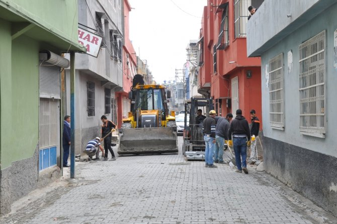 Gülpınar Mahallesi'nin altyapı problemleri çözüldü