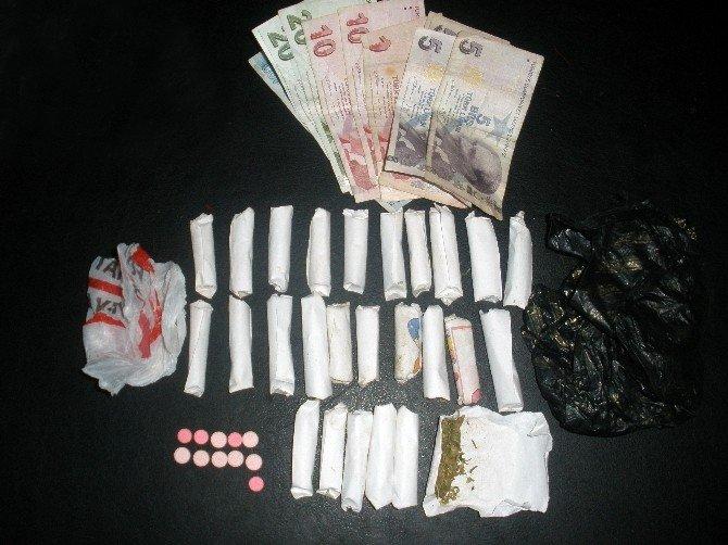 Uyuşturucu Operasyonunda Sekiz Tutuklama