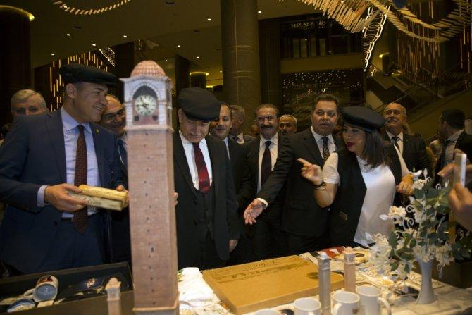 'Adana işi' ürünler tanıtıldı