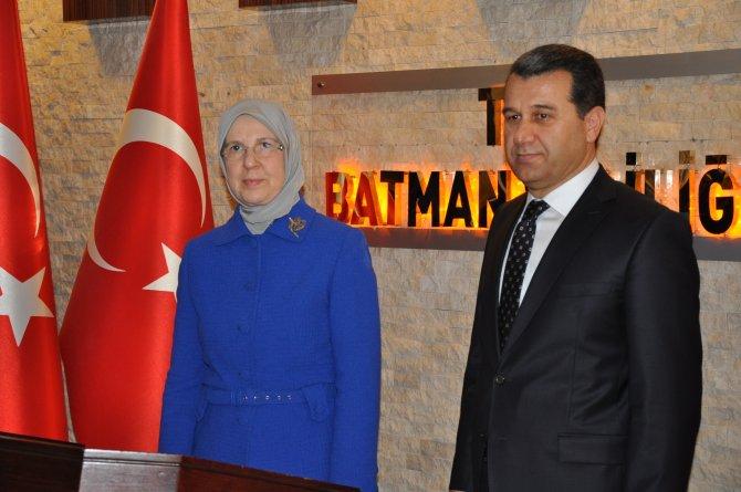 Aile ve Sosyal Politikalar Bakanı Ramazanoğlu Batman'da