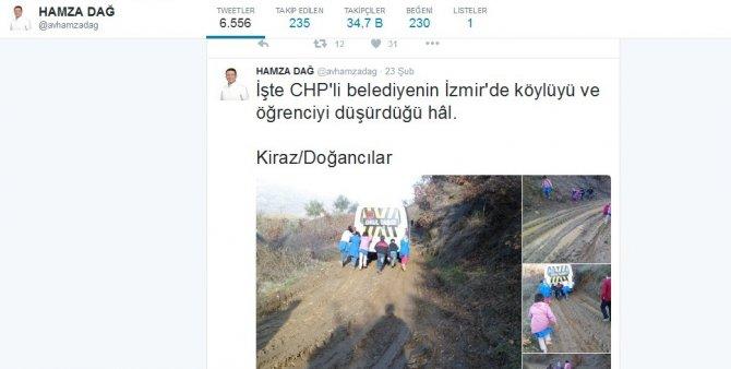 AK Partili milletvekiliyle CHP'li belediye başkanı Twitter'da atıştı
