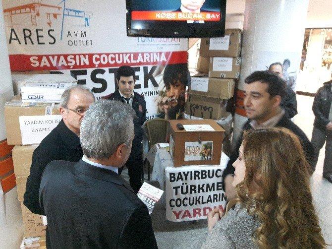 Milletvekili Uysal'dan Kampanyaya Destek