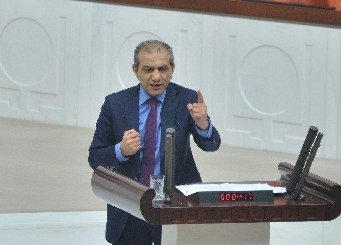"""AK Parti'li Zeyid Aslan: """"Kandil'i Yakacağız, Başınıza Geçireceğiz"""""""