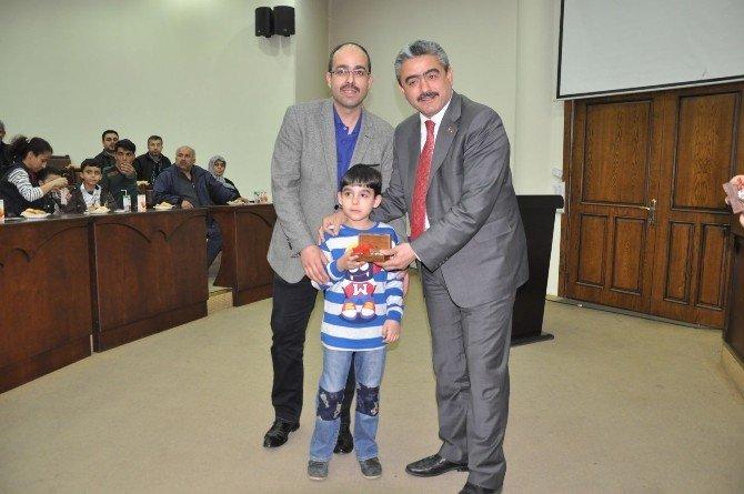 Nazkent-5 Konutlarının Anahtar Teslim Töreni Yapıldı