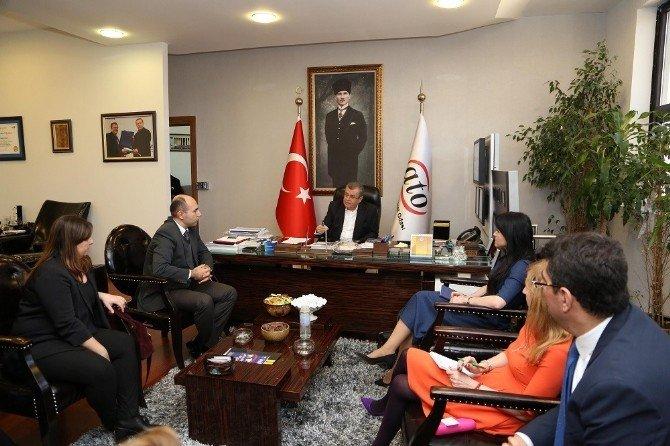 Ankara-kiev Uçuşları 2016'da Başlıyor