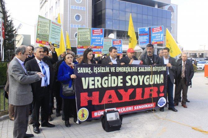 BES: Vergide ve ücrette adalet istiyoruz