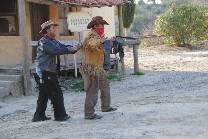 'Ha Teksas ha Aksaz', vahşi batı Manavgat'ta