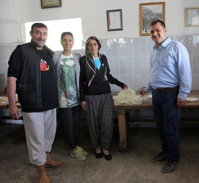 ARÜ'den Göleli Peynir Üreticilerine Eğitim