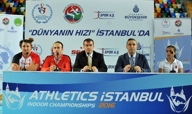 Athletics İstanbul Yarın Başlıyor