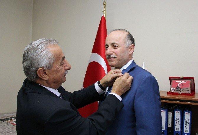 Vali Azizoğlu'ndan Kızılay Bartın Şubesi'ne Ziyaret