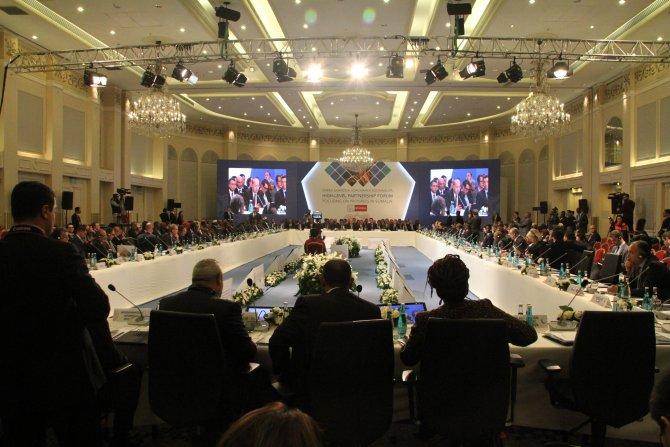 Akdoğan: Barış, hukukun üstünlüğüne dayanan devlet yapısıyla mümkün
