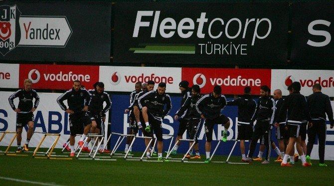 Beşiktaş, Derbi Hazırlıklarına Başladı