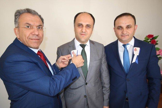 Beyşehir'in Kamu Kurum Binalarını Tablolar Süsleyecek
