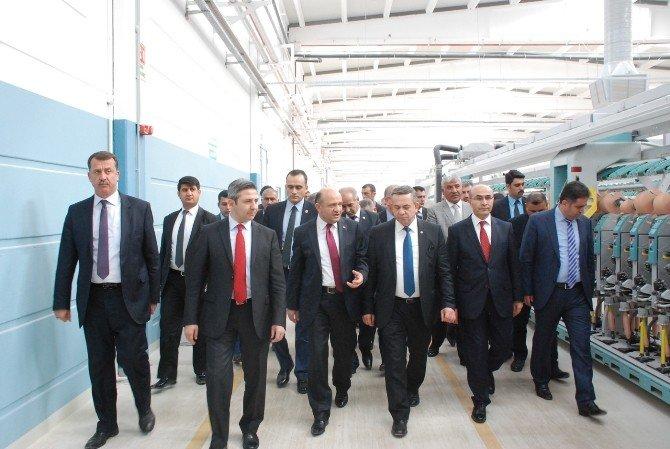 Bilim, Sanayi Ve Teknoloji Bakanı Işık Besni'de