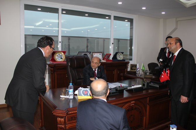 Teknoloji Bakanı Fikri Işık'tan Kahta'ya ziyaret