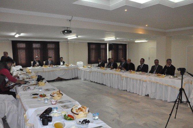 Bitlis Belediyesi'nden 2015 Yılı Değerlendirmesi