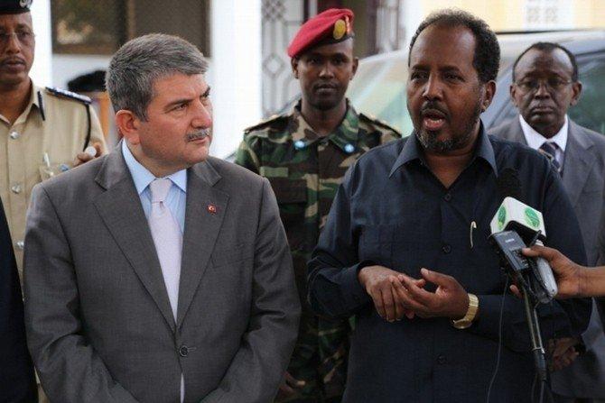 Somali Devlet Başkanı Bursa'ya Geliyor