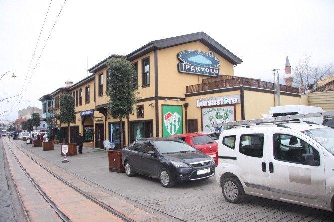 Bursa'nın Butik Otelleri Göz Kamaştırıyor