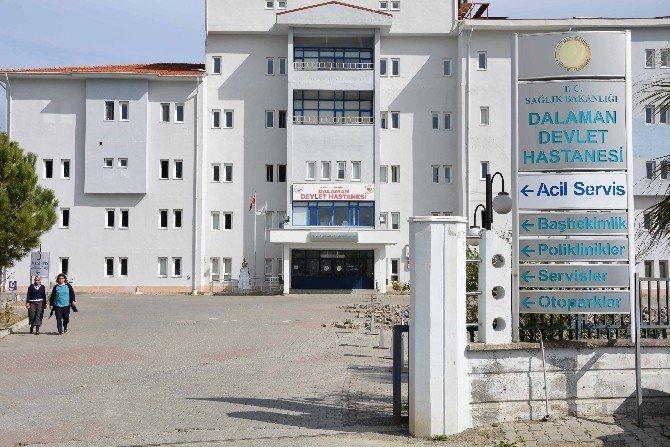 Dalaman Devlet Hastanesindeki Doktor Eksikliğine Tepki