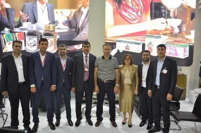 Dubai 21. Gulfood 2016 Fuarnda Altunkaya Grup'a Büyük İlgi