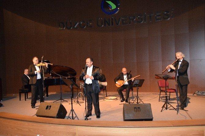 Anadolu Güneşinden Etkileyici Konser