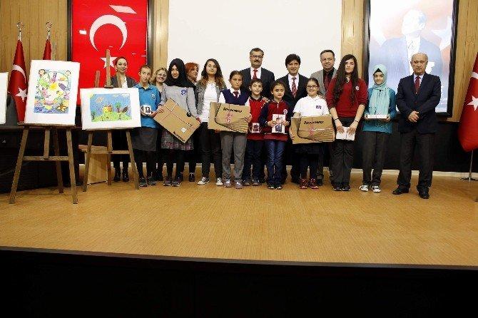 Akdeniz Elektrik'ten Öğrencilere 'Tasarruf' Ödülü