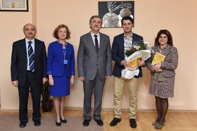 Mcbü Tıp Fakültesinde Dekanlık Devir Teslim Töreni Yapıldı
