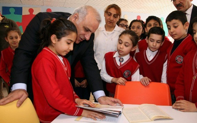 Elazığ'da Hedef Tam Gün Eğitim