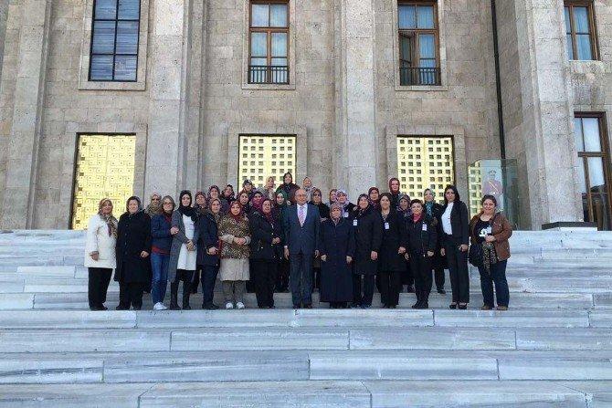 Eskişehirli Kadınlar Kılıçdaroğlu'yla Buluştu