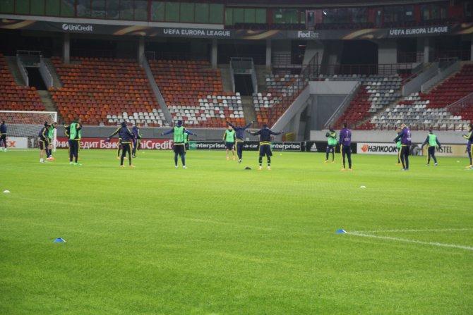 Fenerbahçe, Lokomotiv Moskova maçına hazır