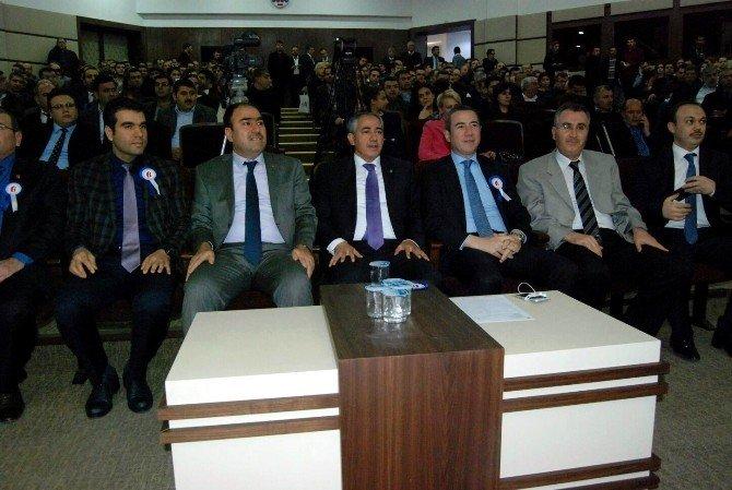 Gaziantep SGK İl Müdürlüğü Bilgilendirme Toplantısı Düzenledi