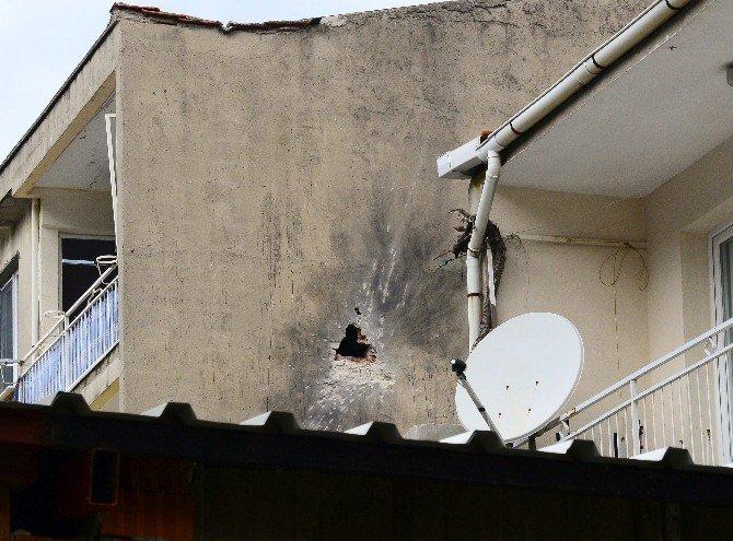 İzmir'de Teröristleri Arama Çalışmaları Sürüyor