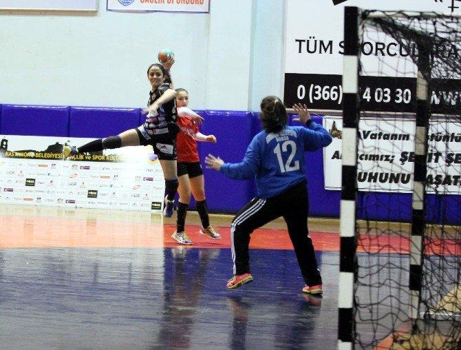 Hentbol Bayanlar Türkiye Kupası