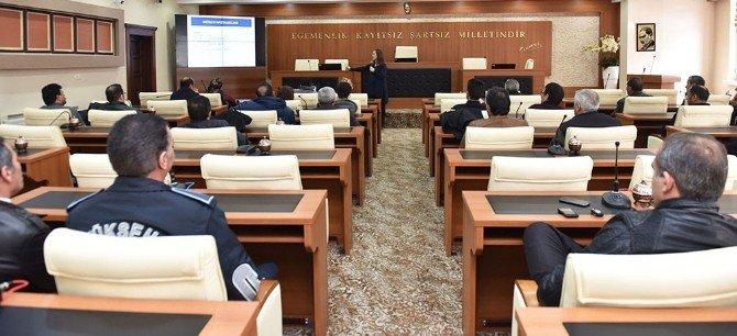Büyükşehir'den İSG Eğitimi