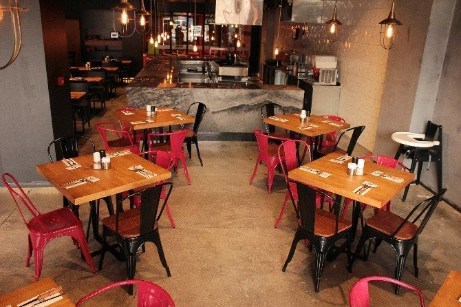 Restoran Başına 1 Milyon TL Yatırım