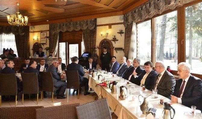Başkan Erkoç'tan STK'lara Ziyaret