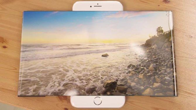 Ekran boyutu büyüyen iPhone 7 konsepti heyecanlandırdı