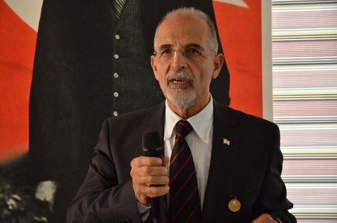 Nazilli Kızılay'da Muhsin Doğan Yeniden Başkan Seçildi