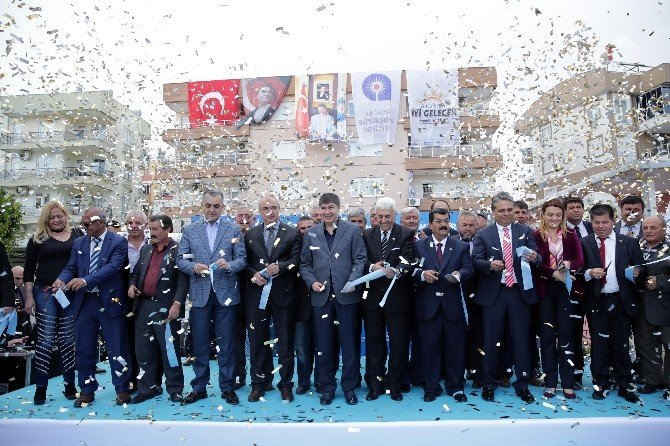 Kızıltoprak'a Yeni Muhtarevi