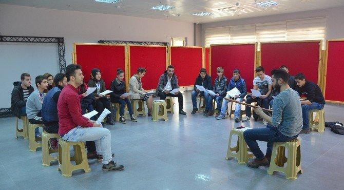Kültür Merkezi Hafta Sonlarında Da Faal