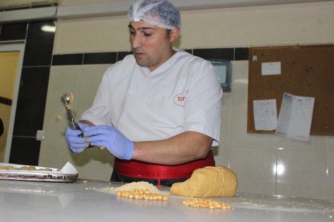 Leblebili Kuru Pasta Üretildi