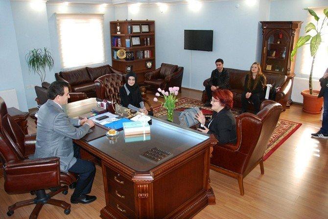 İibf'de Diplomasi Kulübü Kuruldu