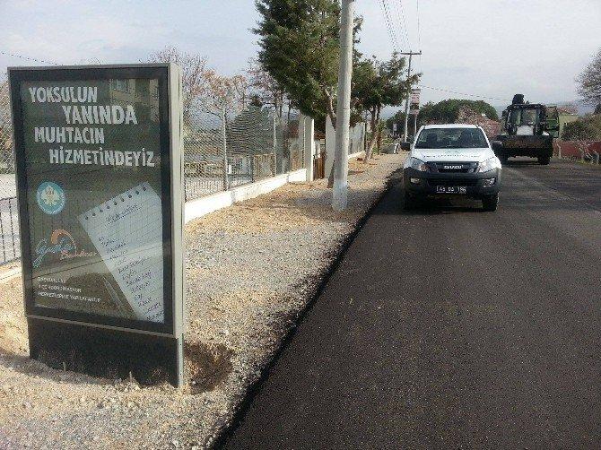 NATO Caddesi Vatandaşın Hizmetinde