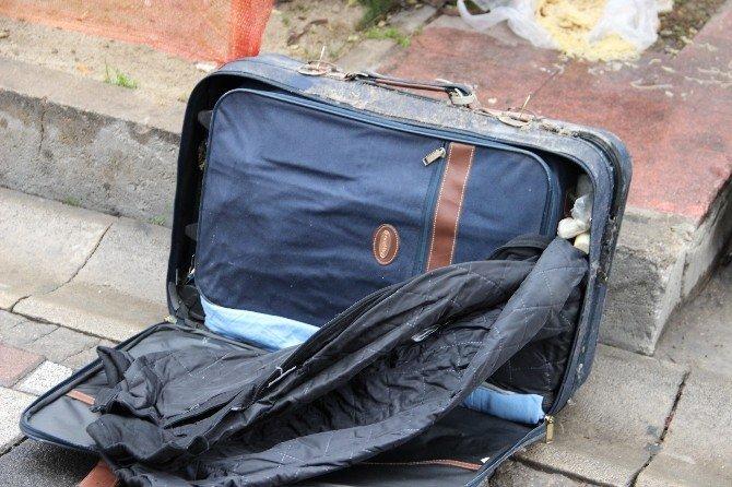 Bomba İhbarı Yapılan Gizemli Valiz Korkuttu