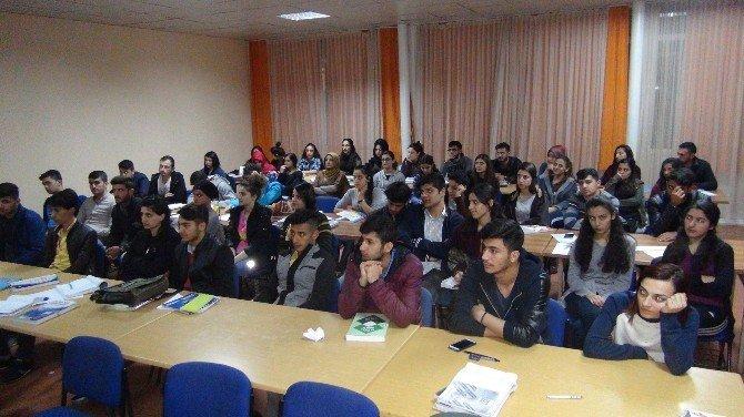 Terör Mağduru Gençler Silifke'de Üniversite Sınavına Hazırlanacak